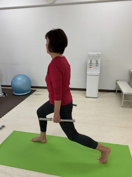 草香江トレーニング